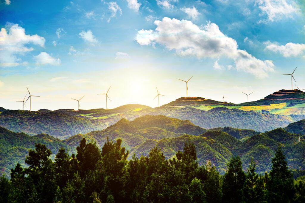 turbinas energía eólica
